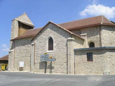 Jourgnac Eglise